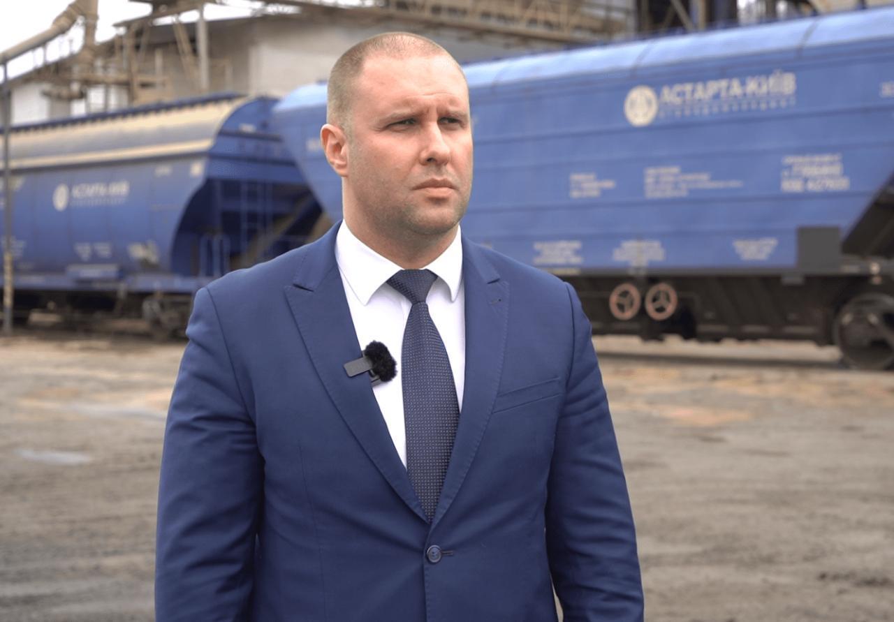 Голова Полтавської ОДА Олег Синєгубов