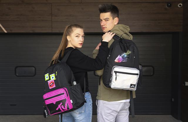 Модні рюкзаки для молоді Kite Education Teens