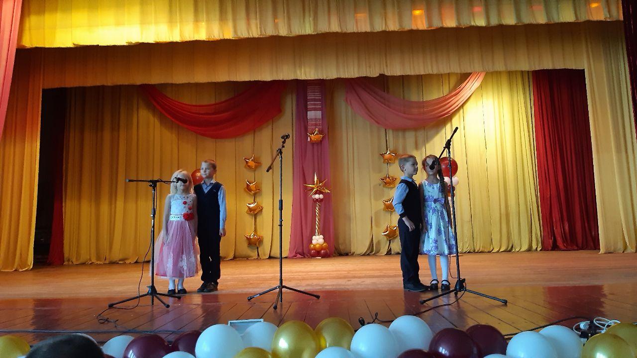Концерт для освітян Коломацької громади