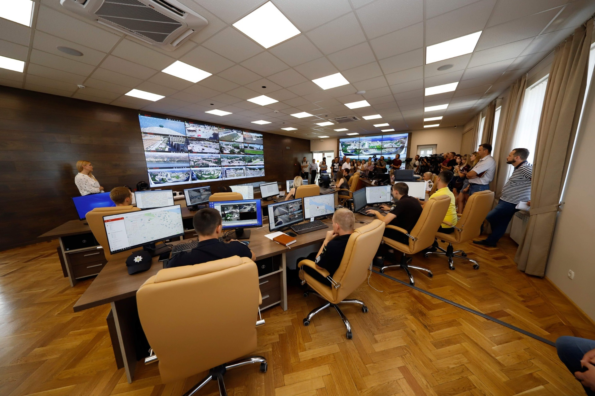 Ситуаційний центр Дніпра