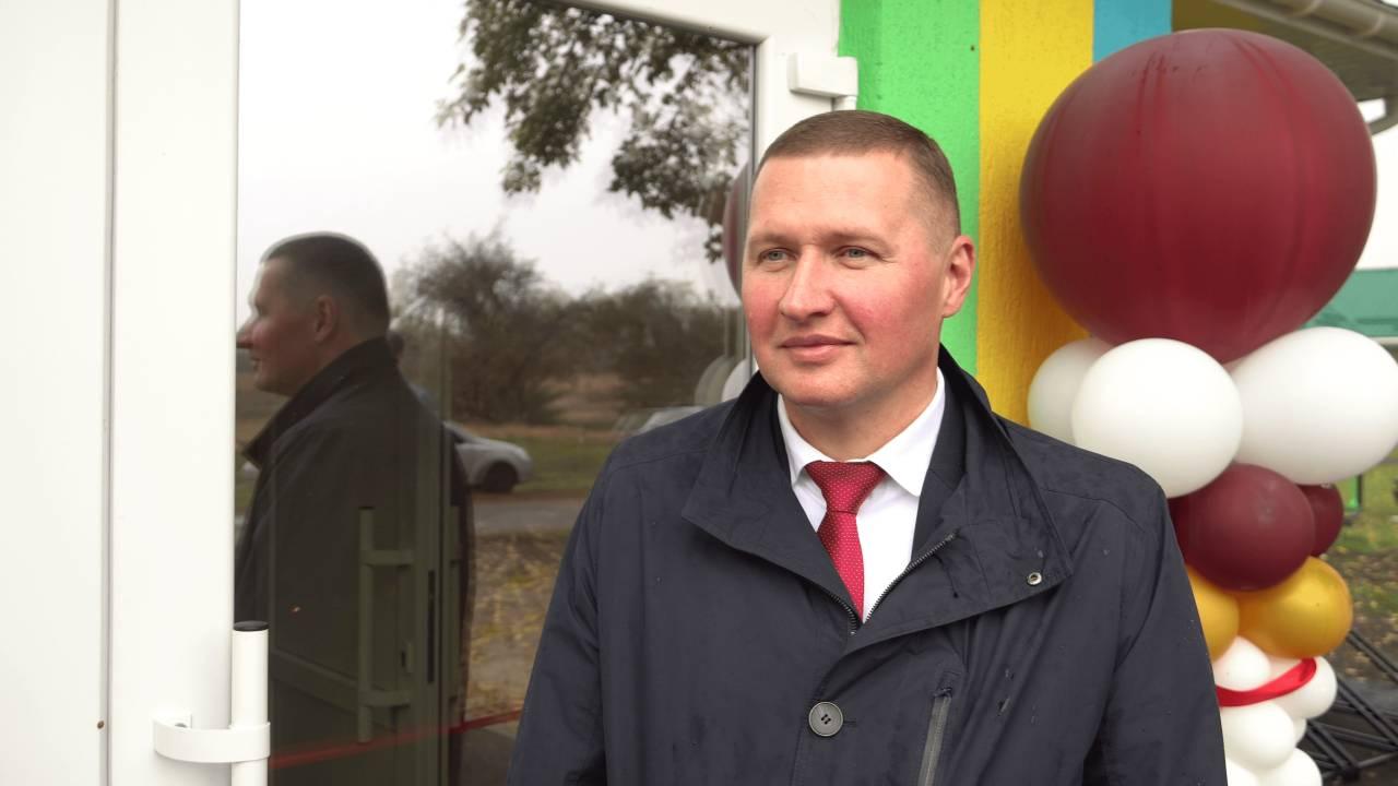 Голова Полтавської РДА Дмитро Романов